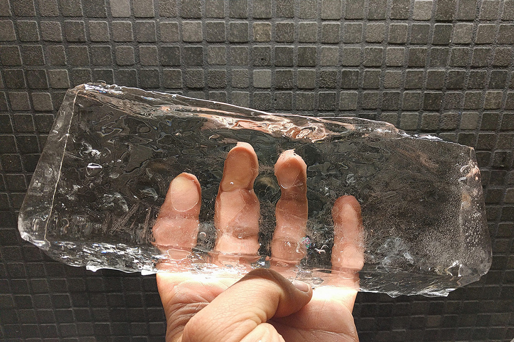 Photo of Clear Ice