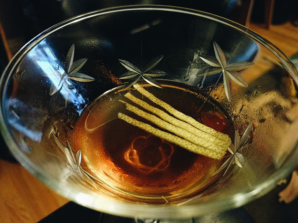Photo of Improved Whisky Cocktail